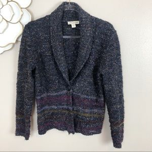 Coldwater Creek chunky knit cardigan